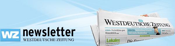 newsletter - Westdeutsche Zeitung
